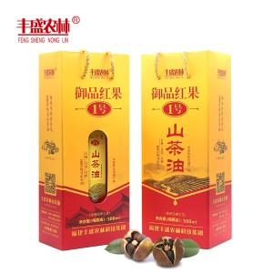 红果1号山茶油